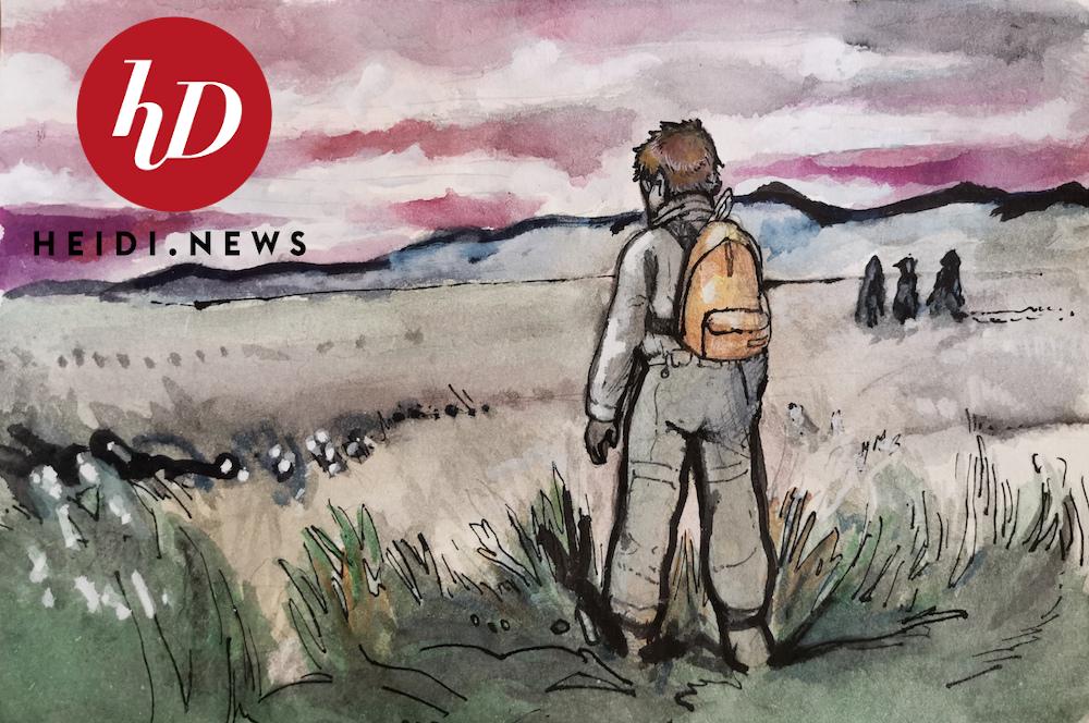 """""""Stand-by Saison 2"""" en avant-première sur Heidi.news"""